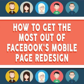 Facebooks mobile redesign tips