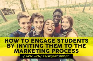 influencer marketing using students