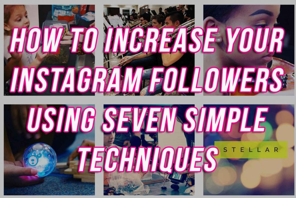 Tips to increase your instagram followers