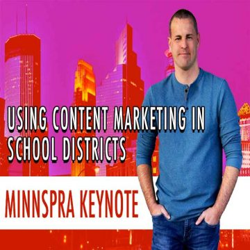 using content marketing in your school district