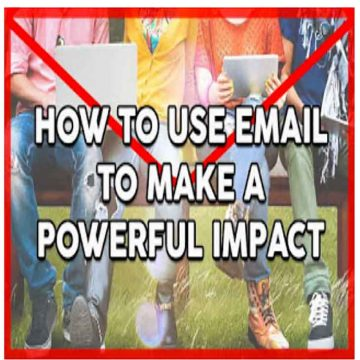 using email for marketing