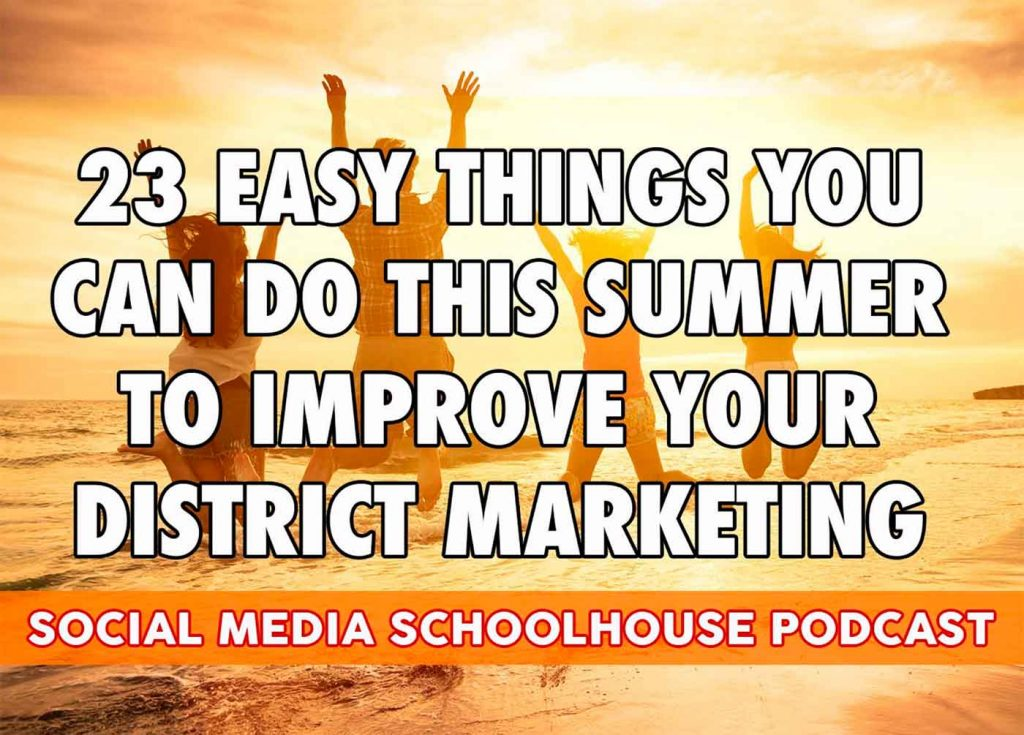 marketing tips for your school