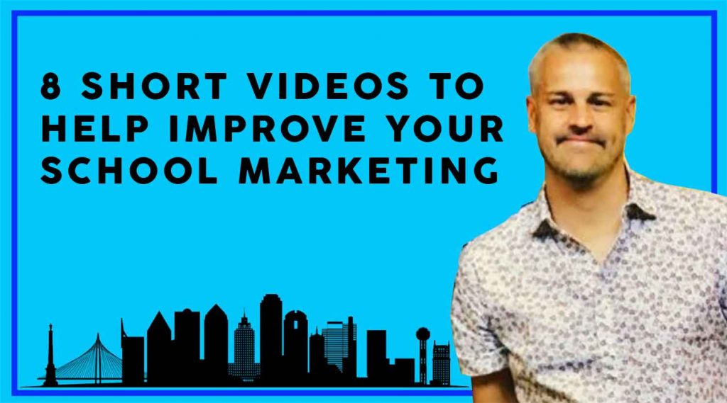 school marketing tips