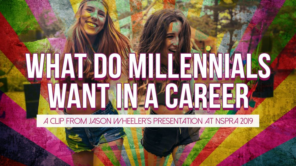 How to recruit millennials