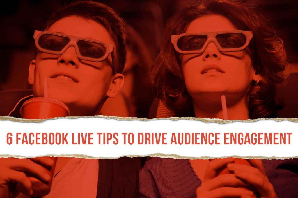 Facebook live tips 2019