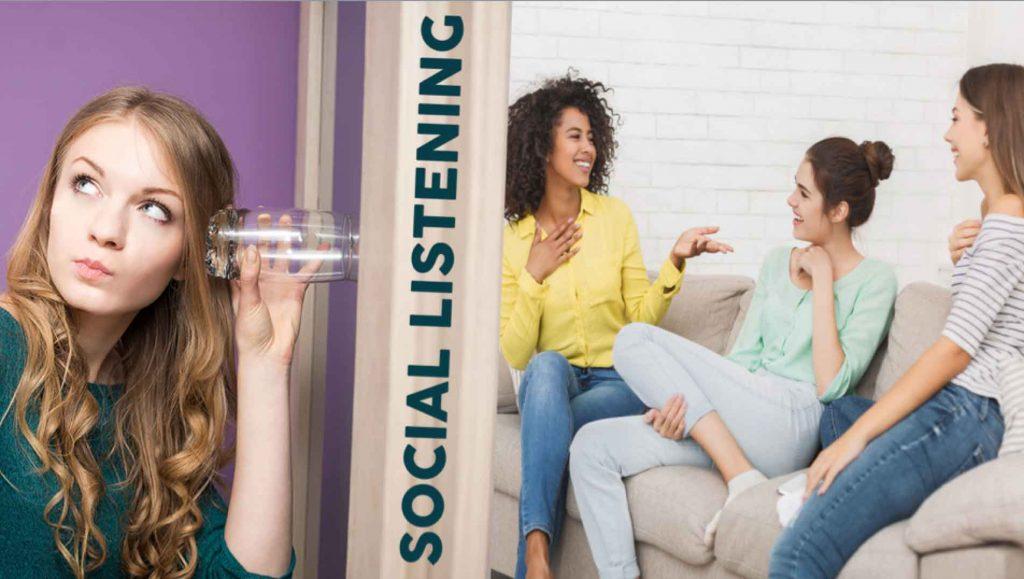 social listening using social media