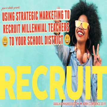 recruting millennial teachers