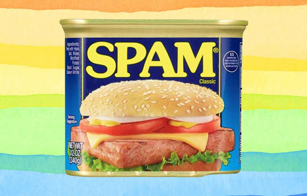 how to get rid of spam