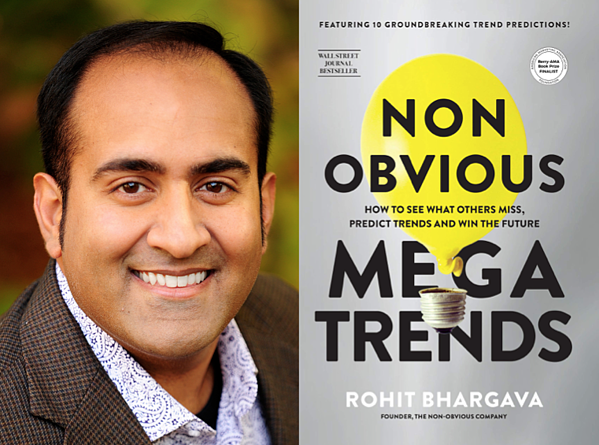 Non-Obvious Mega Trends Business book