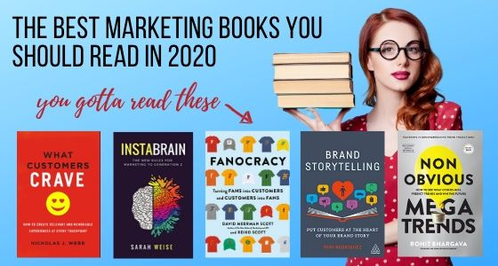 top marketing books of 2020