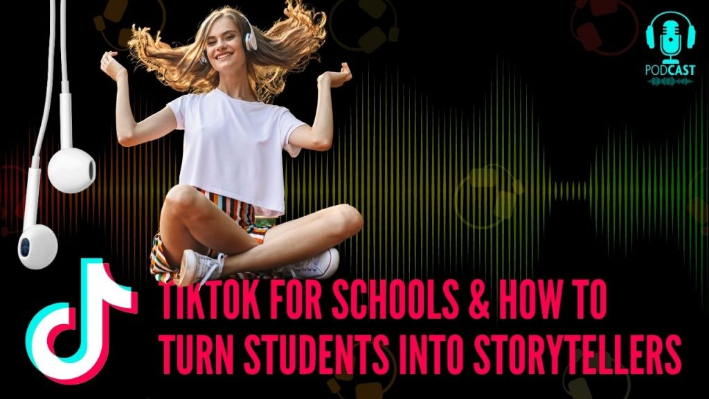 using tiktok for schools