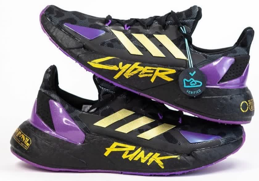 cyberpunk 2077 sneakers
