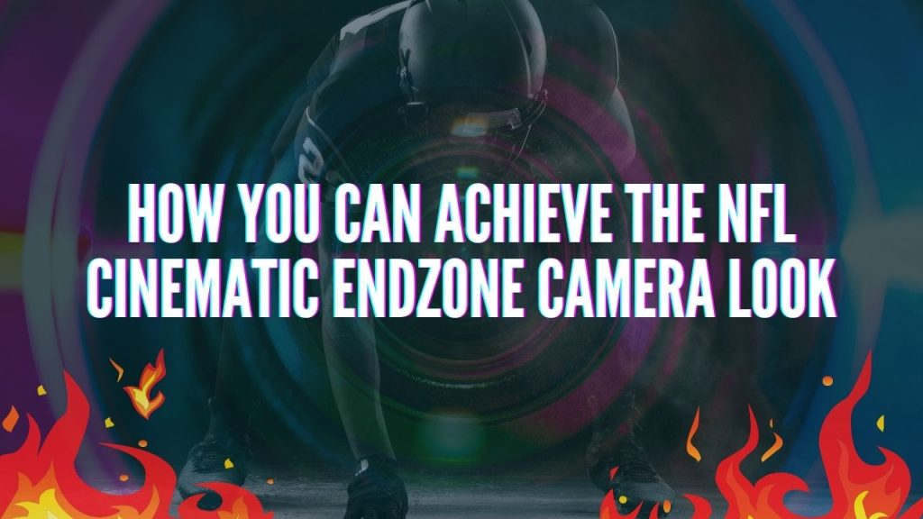 NFL endzone cams video game