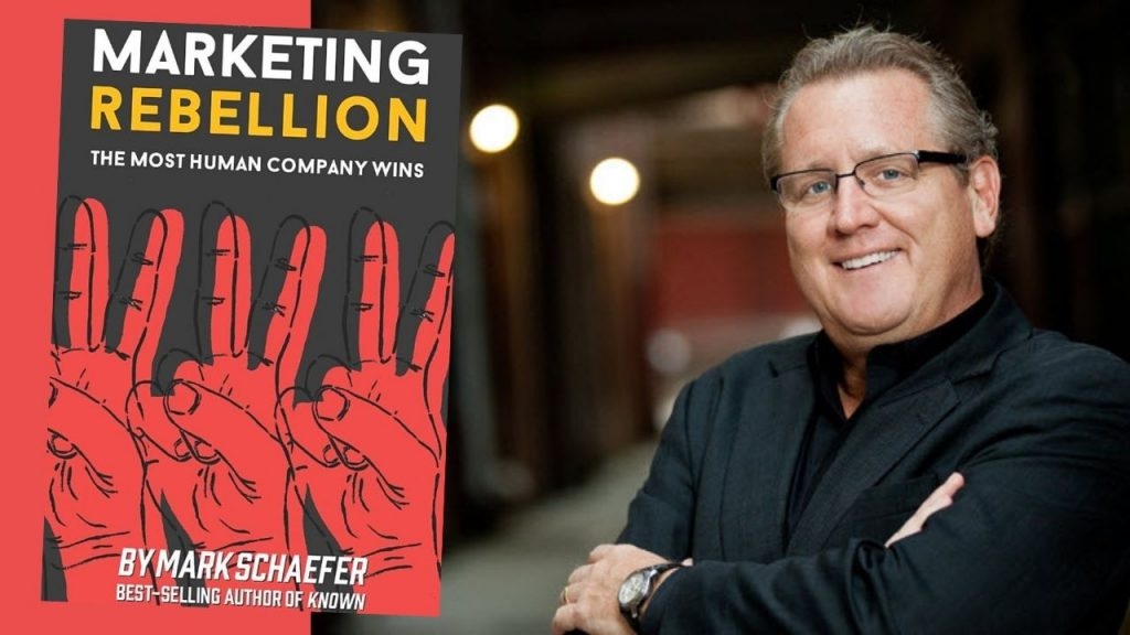 Paperback Marketing Rebellion Book