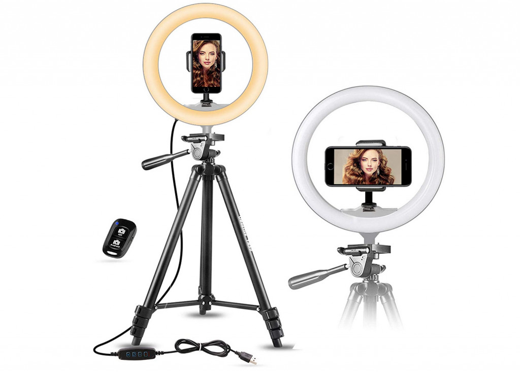 best selling selfie ring light