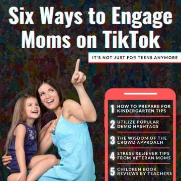 moms on tiktok to engage