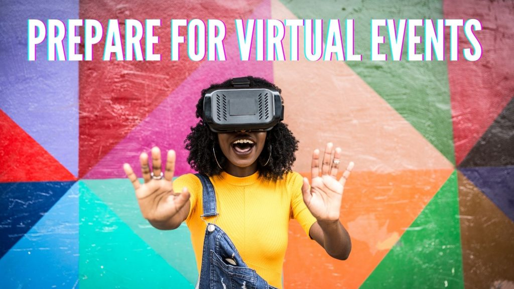 virtual events to market schools