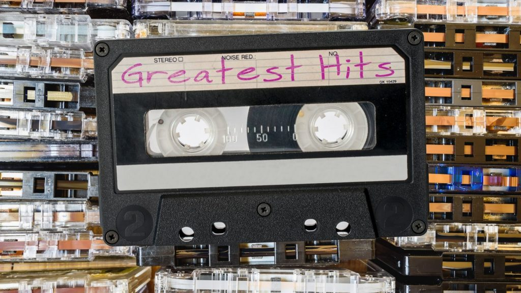 marketing using cassette tapes