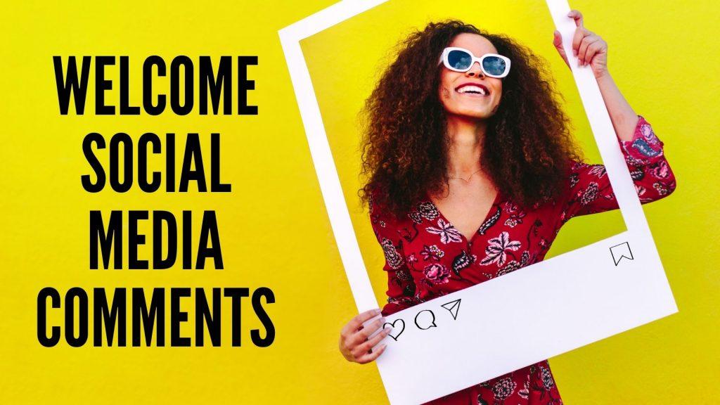 embrace social media comments
