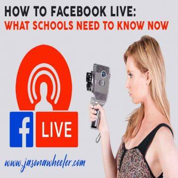 tips for facebook live