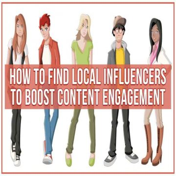 finding local influencers