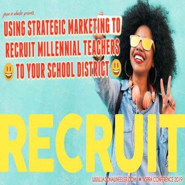 recruting millennial teachers
