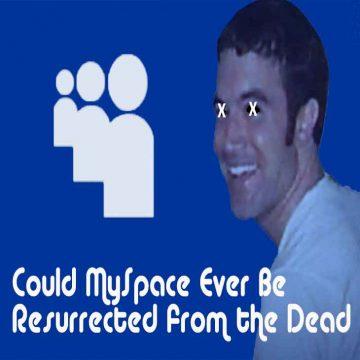 bringing back myspace