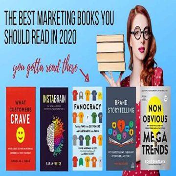 my top marketing books
