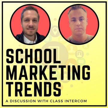How to engage using social media in school marketing
